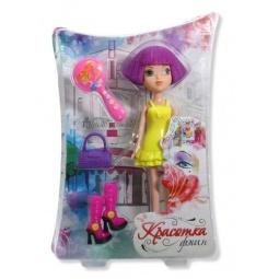 Купить Кукла с аксессуарами 1toy Т57130