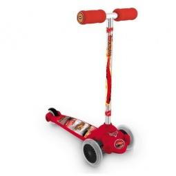 фото Самокат трехколесный детский Mondo «Тачки» 18/740