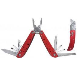 Купить Набор из 12 инструментов с дополнительным ножом Irit IR-101H