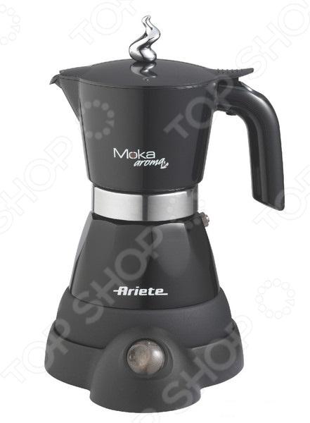 Кофеварка Ariete 1358 кофеварка рожковая ariete 1389 espresso vintage celeste
