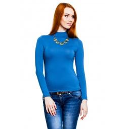 фото Водолазка Mondigo 036. Цвет: джинсовый. Размер одежды: 44