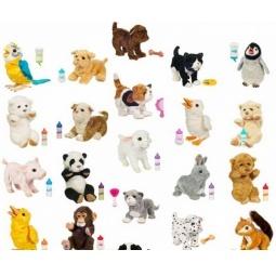 фото Мягкая игрушка интерактивная детская FurRealFrends Новорожденные 48325. В ассортименте