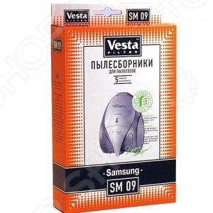 Мешки для пыли Vesta SM 09 Samsung