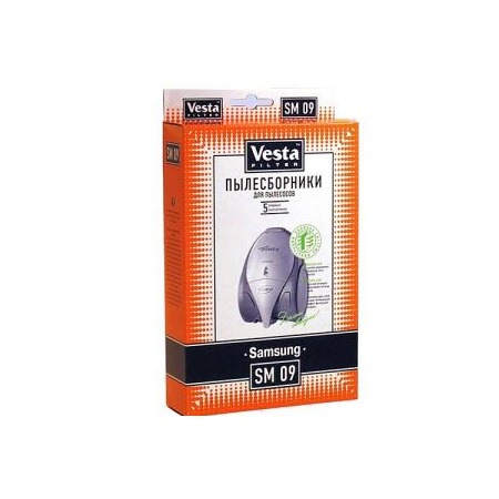 Купить Мешки для пыли Vesta SM 09 Samsung