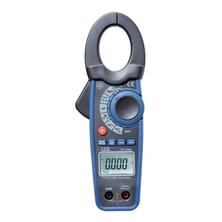 Купить Клещи токовые измерительные СЕМ DT-3368
