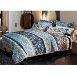 фото Комплект постельного белья Primavelle «Этниш». 2-спальный. Размер простыни: 215х220 см. Размер наволочки: 52х74 см — 2 шт