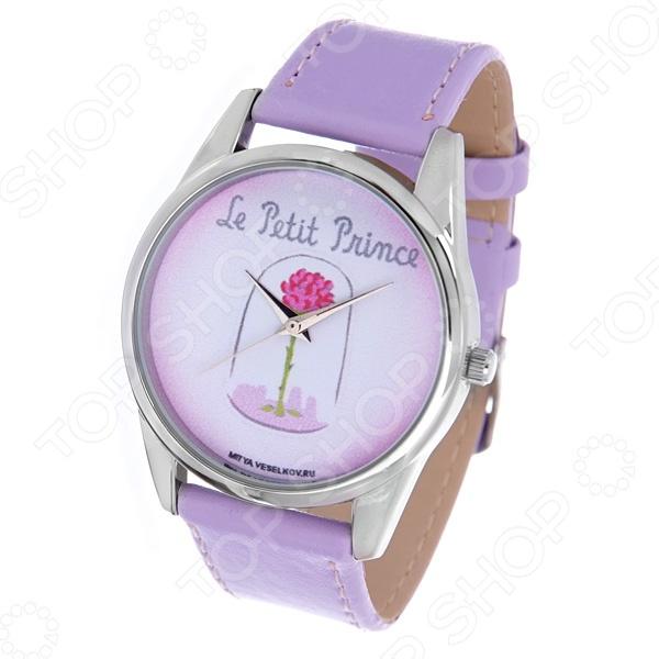 Часы наручные Mitya Veselkov «Роза принца» Color часы наручные mitya veselkov райский сад color