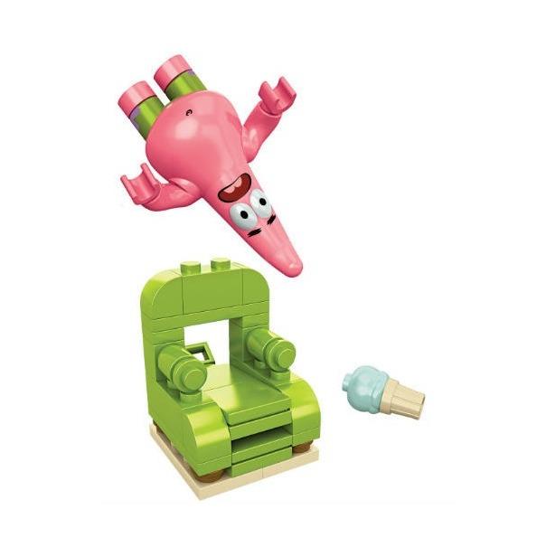 фото Мини-конструктор Mega Bloks Патрик и кресло