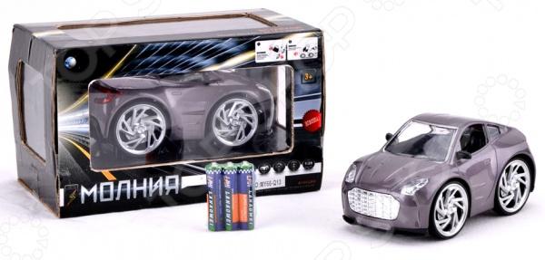 Машинка металлическая Tongde «Молния» В72300