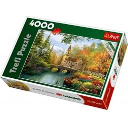 Купить Пазл 4000 элементов Trefl «Осенняя Ностальгия»