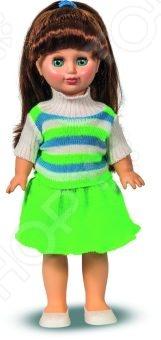 Кукла Весна «Иринка 6»Куклы<br>Кукла Весна Иринка 6 это красивая куколка, которая точно порадует вашего ребенка и подарит ему сказочные минуты игры. При создании уделялось внимание всем частям тела и аксессуарам, ведь именно это делает куклу уникальной. Глаза и вся фигурка полностью соответствует образу настоящего маленького человека. Кукла одета в оригинальный наряд, а волосы уложены в соответствии с общим стилем. Игрушки такого типа помогают ребенку развивать фантазию, мелкую моторику рук, логику и создавать собственные удивительные истории с участием куклы.<br>