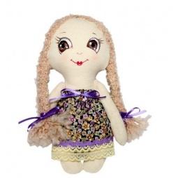 Купить Набор для изготовления текстильной игрушки Кустарь «Лерочка»