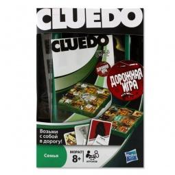 фото Игра дорожная Hasbro Клуэдо (Cluedo)