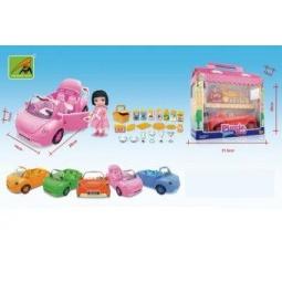 фото Набор игровой для девочки Shantou Gepai «Пикник»