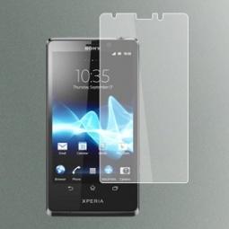 фото Пленка защитная LaZarr для Sony Xperia T LT30P. Тип: антибликовая