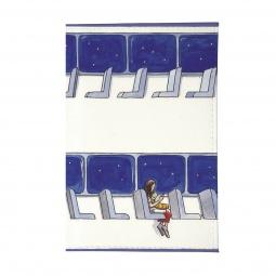фото Обложка для автодокументов Mitya Veselkov «В пустом вагоне»