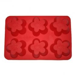фото Форма для выпечки Marmiton «Цветочки», 6 ячеек. В ассортименте