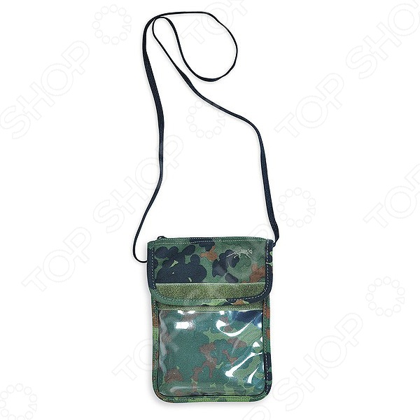 Кошелек нагрудный Tasmanian Tiger TT Neck Pouch FT сумка медицинская tasmanian tiger base medic pouch