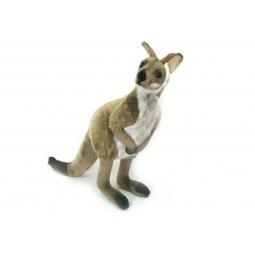 фото Мягкая игрушка Hansa «Кенгуру Валлаби»