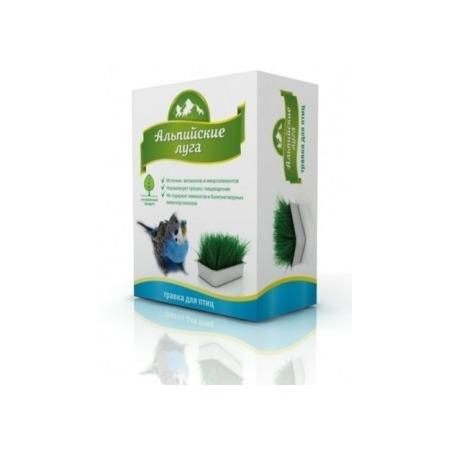 Купить Трава для птиц Альпийские луга А103