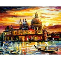 фото Картина-триптих Феникс-Презент «Венецианская гондола»