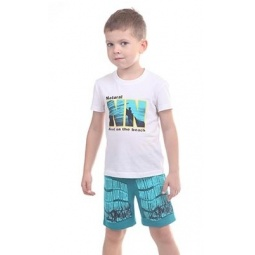 фото Комплект детский: футболка и шорты Свитанак 606453