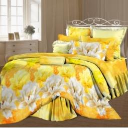 фото Комплект постельного белья Романтика «Солнечное настроение». 1,5-спальный