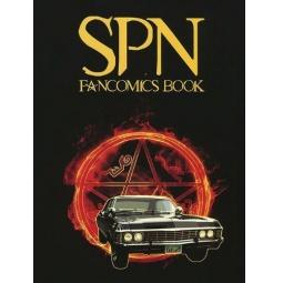 Купить SPN Fancomics Book