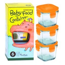 Купить Набор детских контейнеров Glasslock GL-615