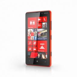 фото Мобильный телефон Nokia Lumia 820. Цвет: красный