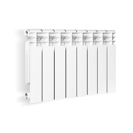 Купить Радиатор отопления алюминиевый литой Oasis 350/80