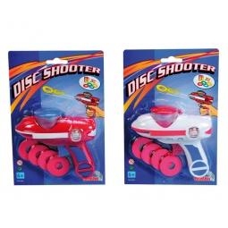 фото Оружие игрушечное Simba «Дисковый пистолет». В ассортименте
