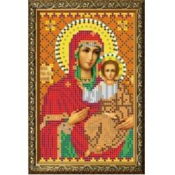 Купить Набор для вышивания бисером Светлица «Пресвятая Богородица Смоленская»