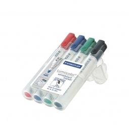 Набор маркеров для досок Staedtler 351WP402