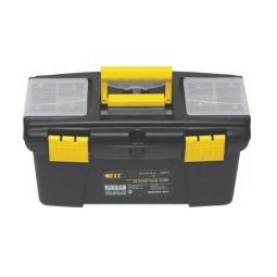 Купить Ящик для инструментов FIT с подвижным лотком и двумя органайзерами