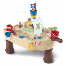 Купить Игровой стол Little Tikes «Пиратский корабль»