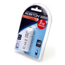 фото Автомобильный блок питания Robiton USB2100/auto