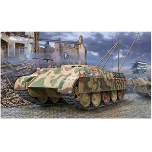 Купить Сборная модель боевой машины техпомощи Revell Bergepanther (Sd.Kfz. 179)