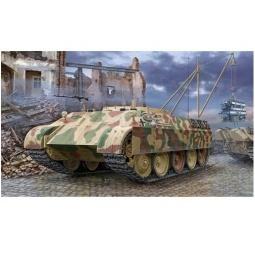 фото Сборная модель боевой машины техпомощи Revell Bergepanther (Sd.Kfz. 179)