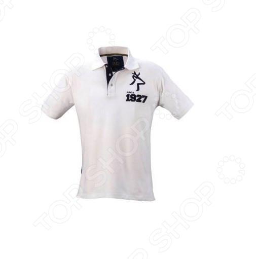 Рубашка KAPRIOL Polo Extreme. Цвет: белый