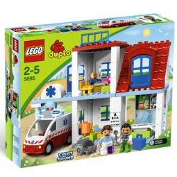 фото Конструктор LEGO Больница