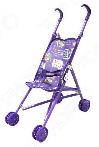 Коляска-трость для кукол Shantou Gepai 67252 коляски для кукол shantou gepai трость 11699b