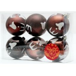 фото Набор новогодних шаров Феникс-Презент 39007