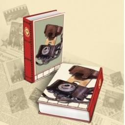 фото Книга-шкатулка Феникс-Презент «Фотоаппарат»