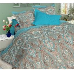фото Комплект постельного белья Сова и Жаворонок «Маркиз» 9923. Евро