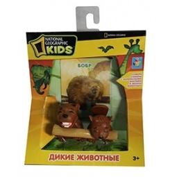 фото Набор фигурок 1 Toy «Бобр»