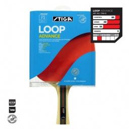 фото Ракетка для настольного тенниса Stiga Loop Advance WRB