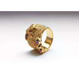 Купить Кольцо «Флоретта»