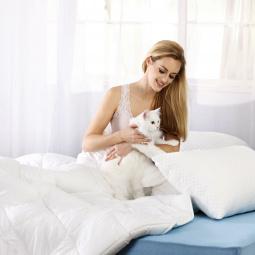 Набор Dormeo Слип: 2 подушки и одеяло. Размер: 200х200 см