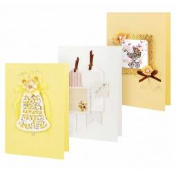 Купить Набор для создания 3-х открыток Белоснежка «Солнечный»